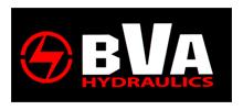 BVA Hydraulics logo