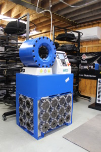 Hydraulics Plus Hose Repair and Crimping Machine